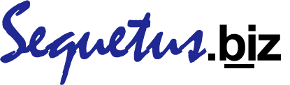 This is Sequetus Business Logo
